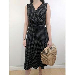 CLOSET SALE! Jessica Wrap Empire Dress